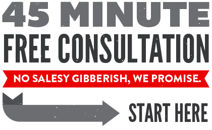 45 Minute Free Consult