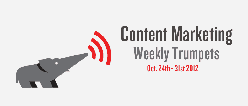 Content Marketing Trumpets