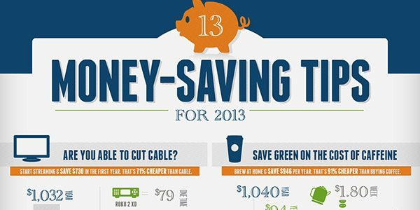 Money Saving Tips Preview