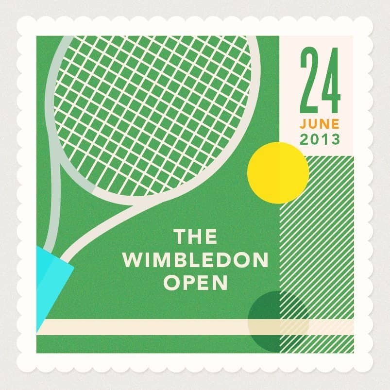 Wimbledon Graphic