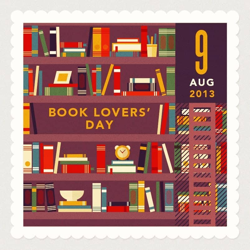 Book Lovers' Day