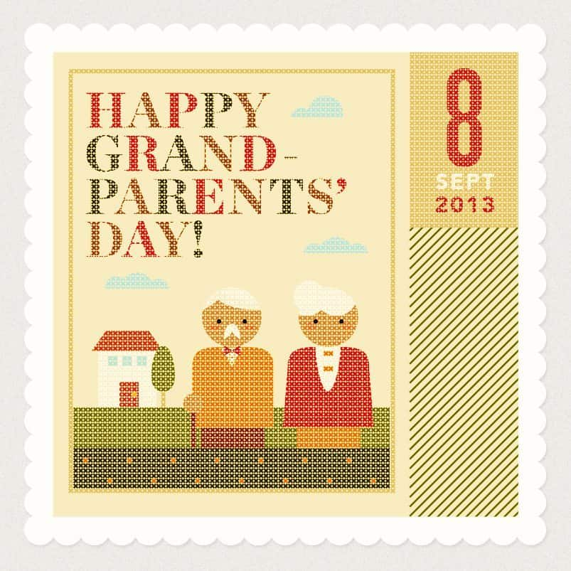 Happy Grandparents' Day!