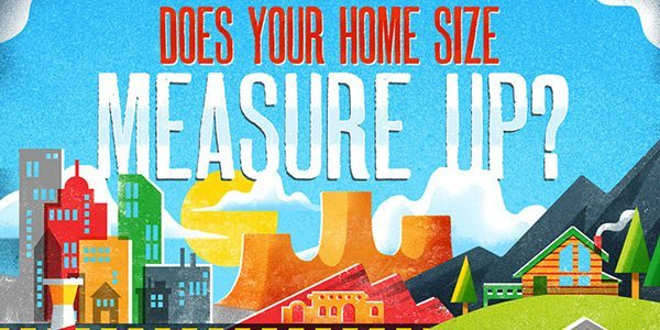 Does Your Home Size Measure Up?
