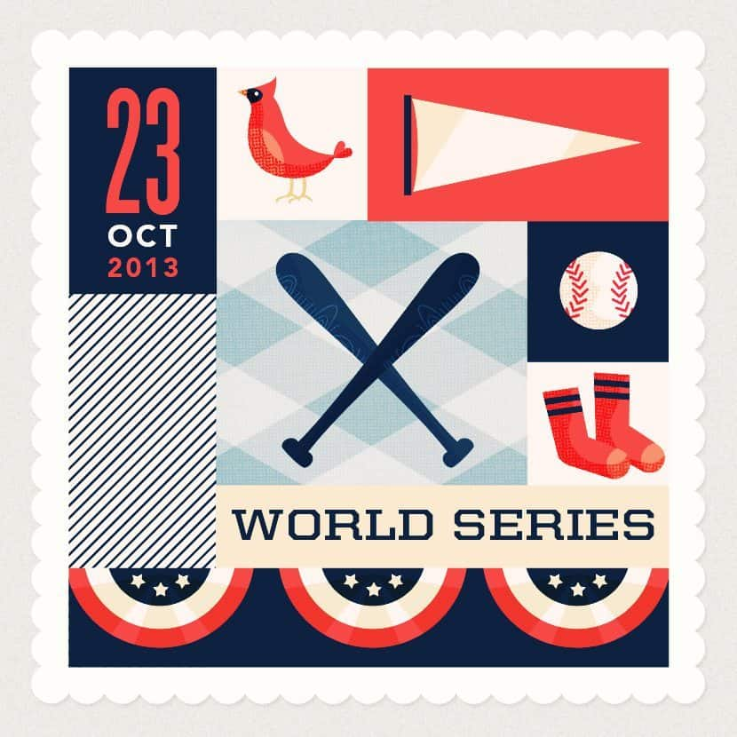 Cardinals vs. Red Sox World Series 2013