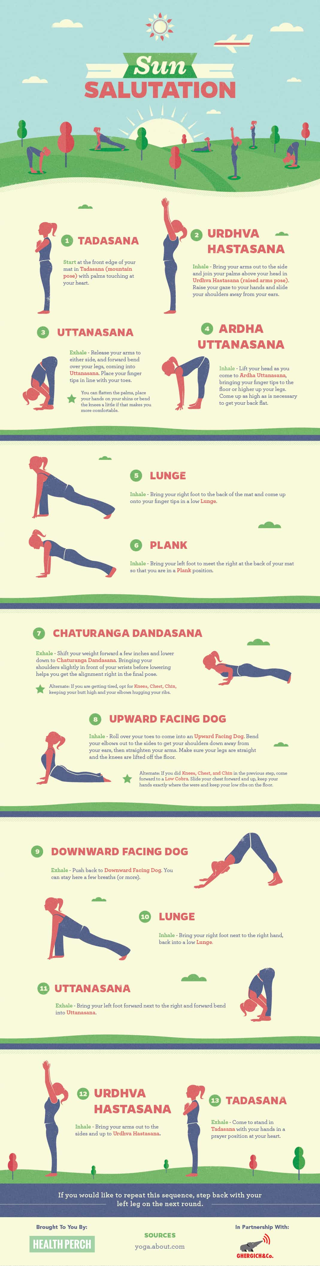 Displaying 19 gt images for sun salutation sequence