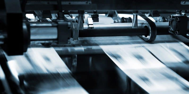 newspaper-press