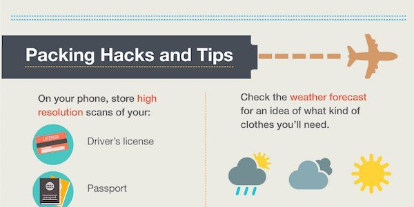 Go-to Packing Tips