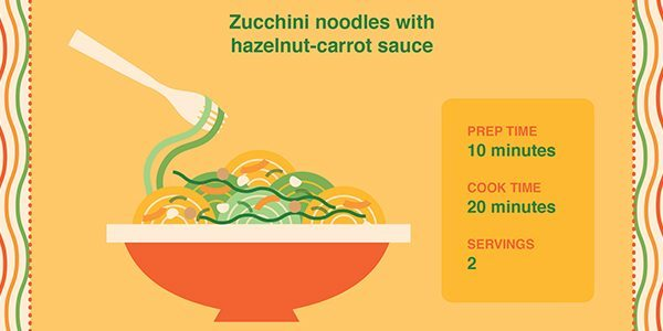 Use Your Noodle: Delicious Veggie Noodle Recipes Ready in 30 Minutes or Less